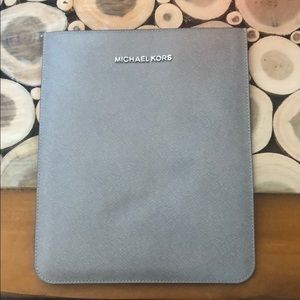 Michael kors iPad holder